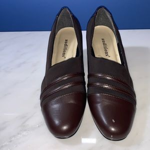 Auditions Brown Shoes 7